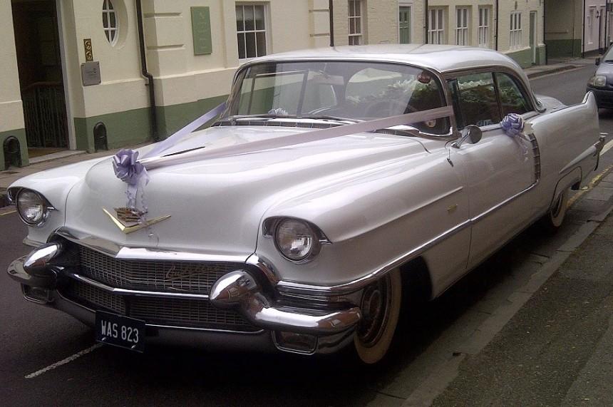1950s American Wedding Car American Wedding Car Hire In